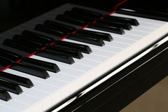 Piano Keyboard Royalty Free Stock Image