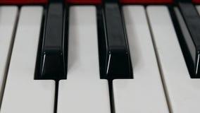 Piano keyboard slide