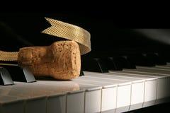 Piano Keys. Royalty Free Stock Images