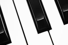 Piano keys Royalty Free Stock Image