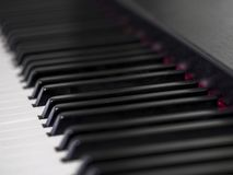 Piano keys backgrounbd stock images