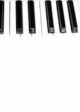 Piano Keys Background Royalty Free Stock Photos
