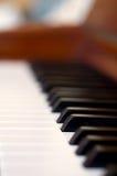 Piano keys Royalty Free Stock Photography