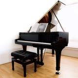 Piano magnífico Fotos de archivo