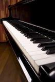 Piano magnífico Imágenes de archivo libres de regalías