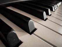 Piano Man Photographie stock
