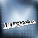 Piano Music Royalty Free Stock Images