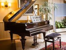 Piano på en stång Arkivbilder