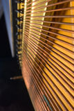 Piano  parts Royalty Free Stock Photo