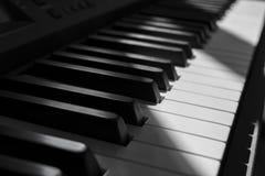 The piano royalty free stock photos
