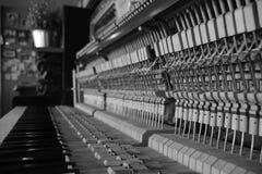Piano quebrado Fotografia de Stock