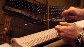 Piano Sound EFX Royalty Free Stock Photo