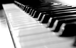 Piano viejo foto de archivo