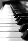 Piano viejo Fotos de archivo