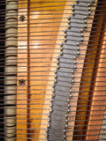 Piano Wire Royalty Free Stock Photos