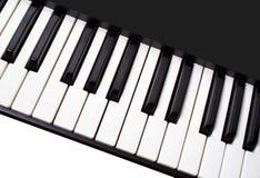 Piano01. Hi res image of piano Stock Photography