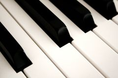Pianoforte Stock Images