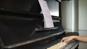 Pianogrupp lager videofilmer