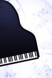 PianoMusic Royalty Free Stock Photo