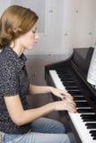 pianon Royaltyfri Foto