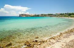 Pianosa Island (Tuscany, Italy) Stock Image