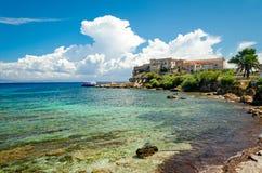 Pianosa Island (Tuscany Italy) Royalty Free Stock Photography