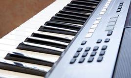 Pianosleutel Stock Fotografie