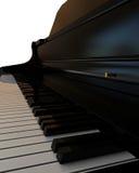 Pianosleutels vector illustratie