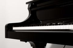 Pianostudy fotos de archivo libres de regalías