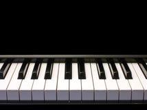 Pianot skrivar Arkivbilder