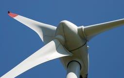 pianta di energia eolica Fotografie Stock