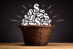 Pianta di investimento Fotografia Stock