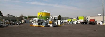 Pianta: Energia di Biorenewable Immagini Stock