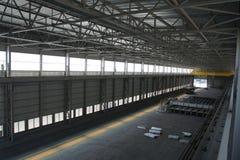 Pianta industriale Fotografie Stock