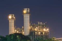 Pianta industriale Fotografia Stock