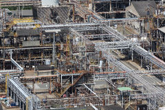 Pianta industriale Immagine Stock