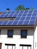 Pianta solare Immagini Stock Libere da Diritti