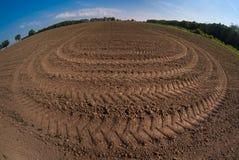 Piantatura del The Field 3025 fotografie stock