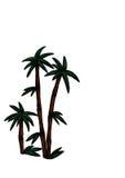 Piante di bambù piccole (2008) Immagini Stock