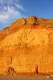 piasek ściana Obraz Royalty Free