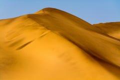 Piasek diuny w regionie swakopmund Obrazy Royalty Free