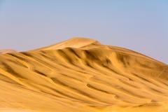 Piasek diuny w regionie swakopmund Obraz Royalty Free