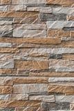 Piasek kamienna ściana Obrazy Stock