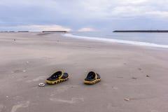 piasek na plaży tropikalny white Fotografia Stock