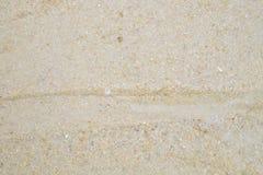 Piasek plaża Obraz Stock