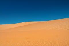 Piasek pustynia Zdjęcie Stock