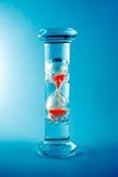 piasek szklana woda Zdjęcie Royalty Free