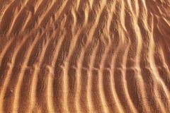 piasek tekstura Zdjęcie Stock