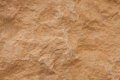 Piasek tekstury tła kamienna tapeta Zdjęcie Royalty Free