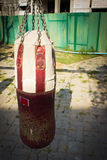 Piasek torba Zdjęcie Royalty Free